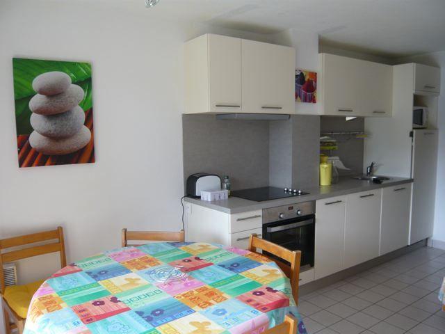 Angolo cottura Affitto Appartamento 55047 Quiberon
