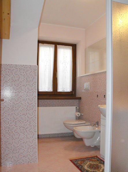 Bagno 1 Affitto Appartamento 55732 Alleghe