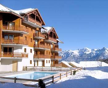 Piscina Affitto Appartamento 56195 Puy Saint Vincent