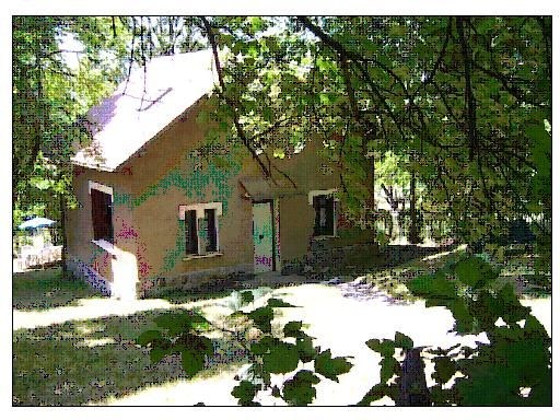 Vista esterna della casa vacanze Affitto Casa 568 Seyne les Alpes