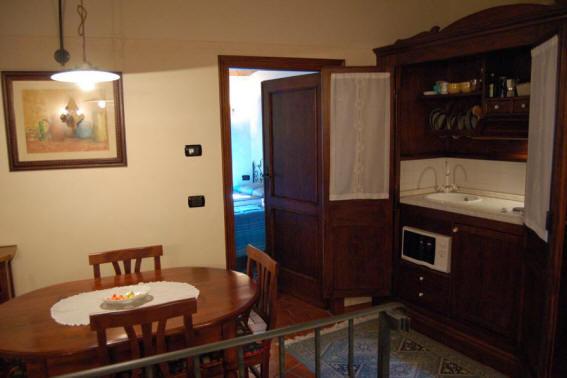 Sala da pranzo Affitto Agriturismo 57056 Arezzo