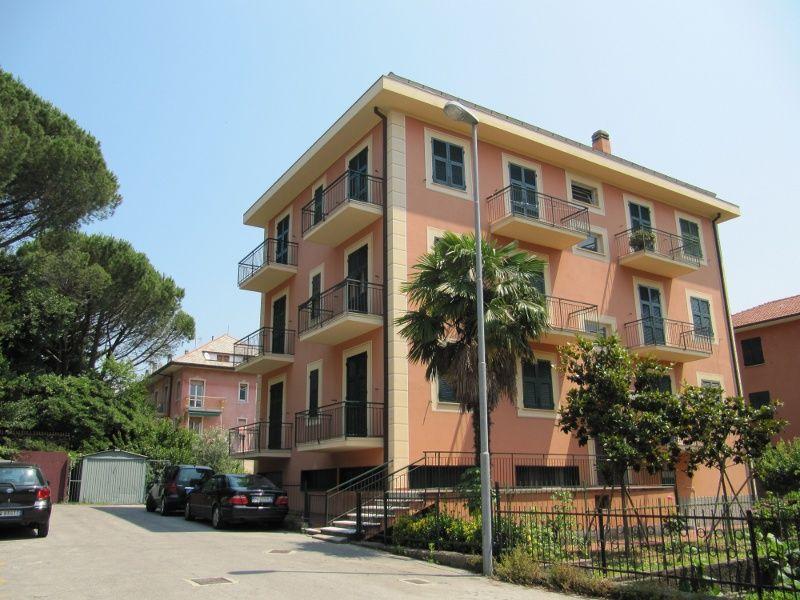 Vista esterna della casa vacanze Affitto Appartamento 57460 Sestri Levante