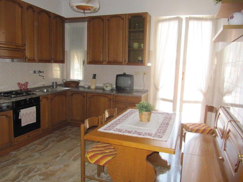 Cucina separata Affitto Appartamento 57460 Sestri Levante