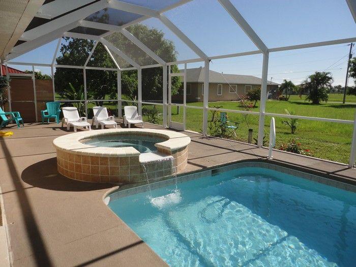 Piscina Affitto Villa  57904 Cape Coral