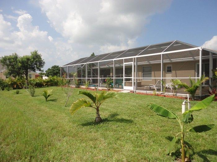 Giardino Affitto Villa  57904 Cape Coral