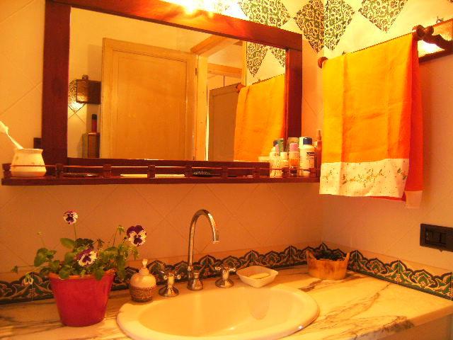 Bagno Affitto Villa  58328 Scopello