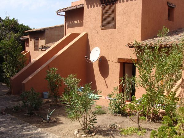Vista esterna della casa vacanze Affitto Appartamento 58656 Trinità d'Agultu e Vignola
