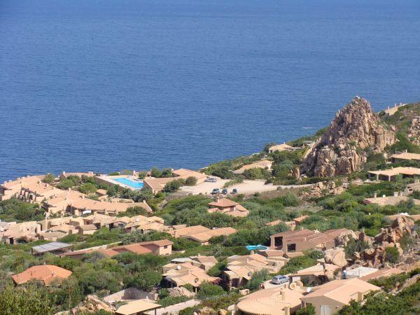Vista dal terrazzo Affitto Appartamento 58656 Trinità d'Agultu e Vignola