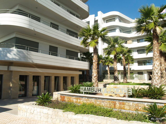 Vista dalla casa vacanze Affitto Appartamento 59052 Menton (Mentone)