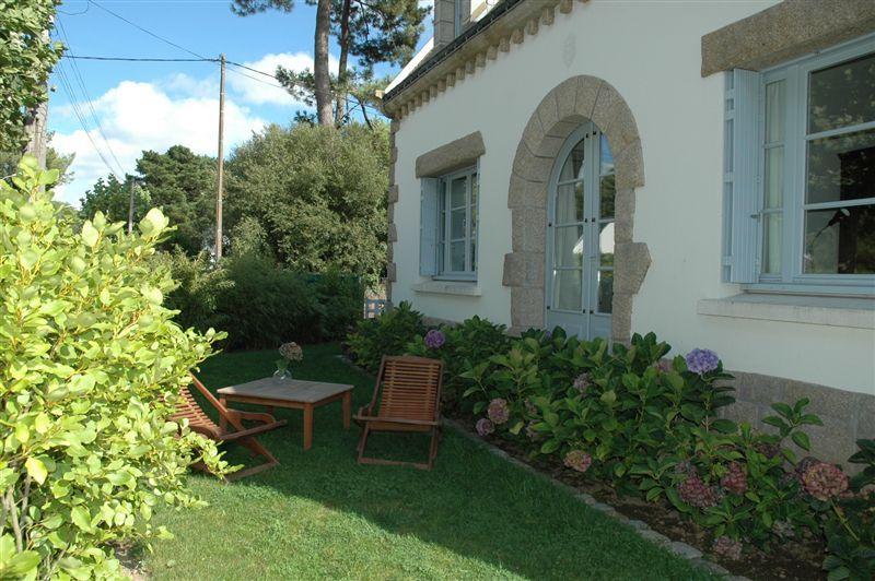 Vista esterna della casa vacanze Affitto Villa  60668 Carnac