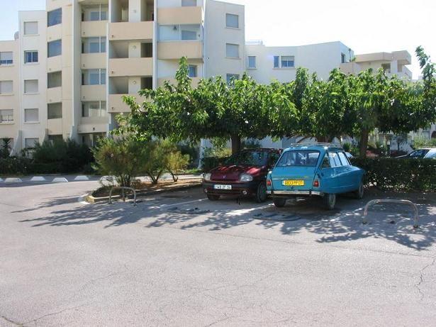 Parcheggio Affitto Monolocale 6111 Palavas-les-Flots