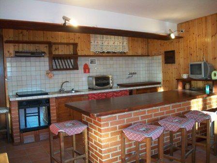 Cucina all'americana Affitto Appartamento 61400 Reggello