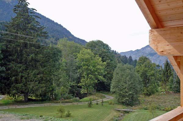Vista dal balcone Affitto Chalet 61959 La Chapelle d'Abondance