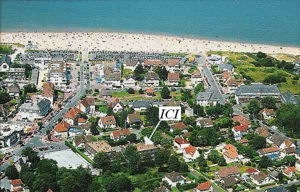 Vista nelle vicinanze Affitto Appartamento 62026 Cabourg