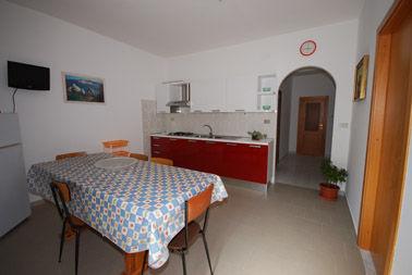 Cucina all'americana Affitto Appartamento 62535 Termoli