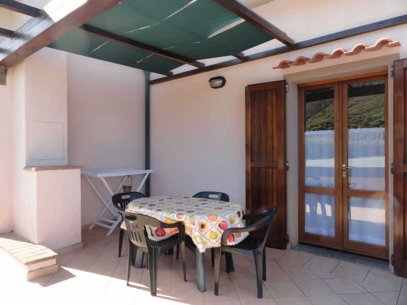 Terrazzo Affitto Appartamento 62556 Rio nell'Elba