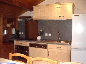 Cucina separata Affitto Appartamento 62787 Pralognan la Vanoise