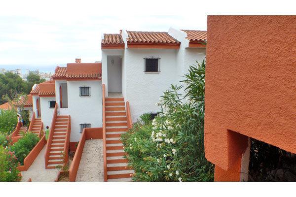 Vista esterna della casa vacanze Affitto Appartamento 63312 Peñíscola