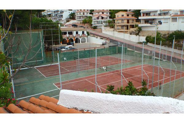 Vista dalla casa vacanze Affitto Appartamento 63312 Peñíscola