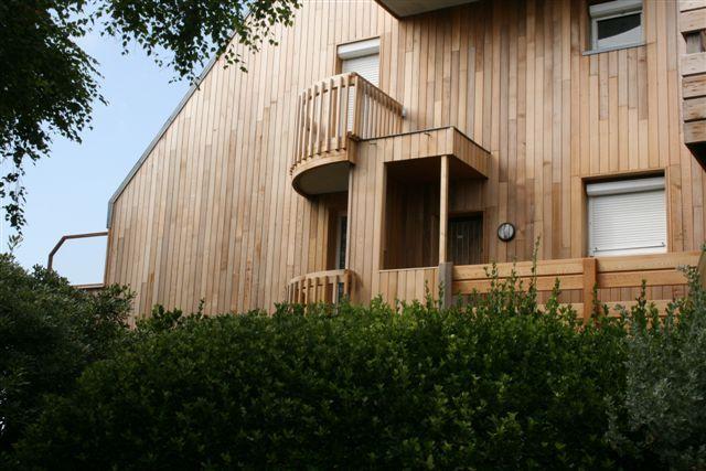 Vista esterna della casa vacanze Affitto Appartamento 7060 La Rochelle