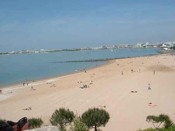Vista dal terrazzo Affitto Appartamento 7060 La Rochelle