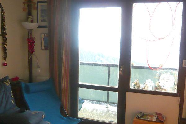 Vista dalla casa vacanze Affitto Monolocale 763 Chamrousse