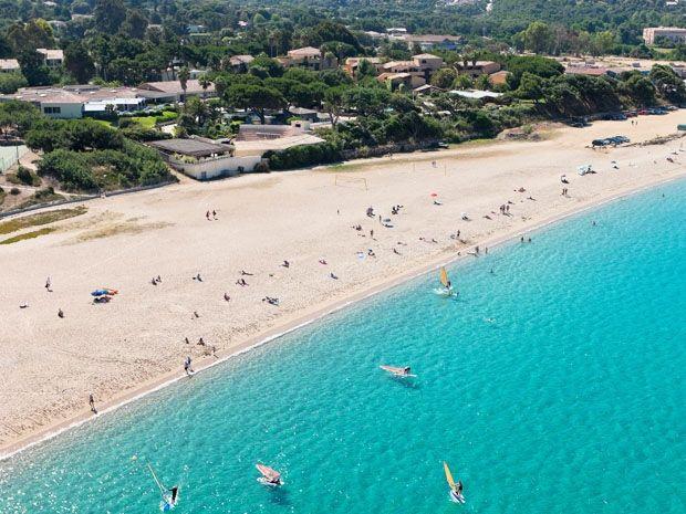 Spiaggia Affitto Monolocale 7812 Porticcio