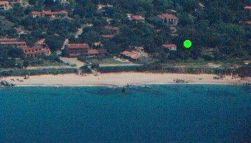 Vista nelle vicinanze Affitto Villa  7874 Porto Pollo