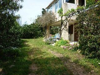 Vista dal terrazzo Affitto Appartamento 7894 Bonifacio