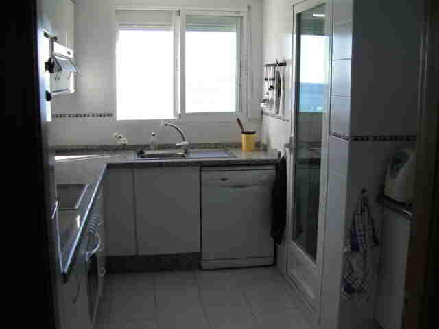 Cucina separata Affitto Appartamento 8201 Alicante