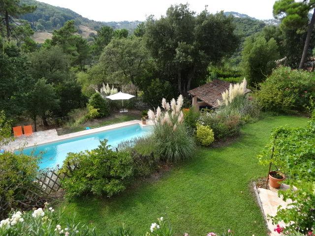 Vista dalla casa vacanze Affitto Appartamento 73716 Mandelieu la Napoule