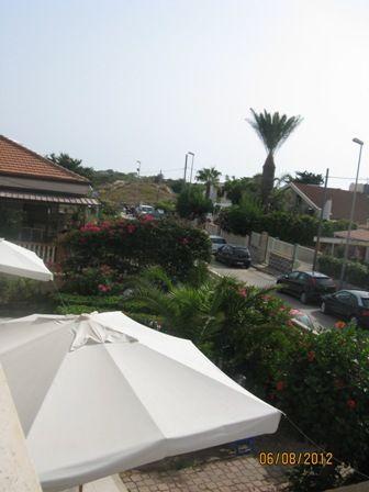 Veranda Affitto Appartamento 73910 Punta Secca