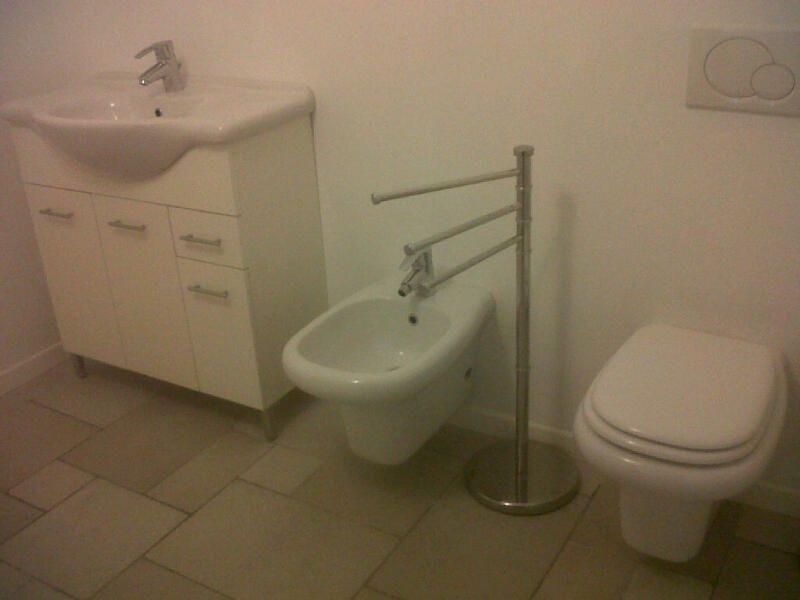 WC indipendente Affitto Appartamento 66203 Sirmione