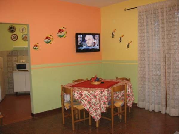 Sala da pranzo Affitto Appartamento 70850 Peschiera del Garda