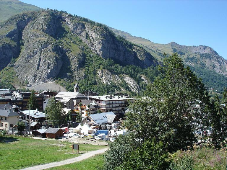 Vista dalla casa vacanze Affitto Chalet 81297 Valloire
