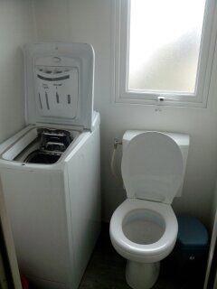 WC indipendente Affitto Casa mobile 90517 Vias Plage