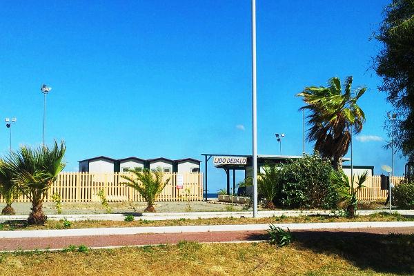 Vista nelle vicinanze Affitto Appartamento 71401 Villapiana