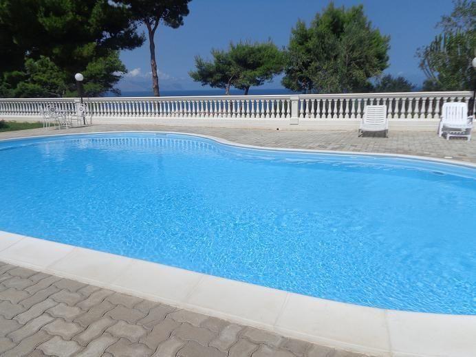Piscina Affitto Villa  81909 Trappeto