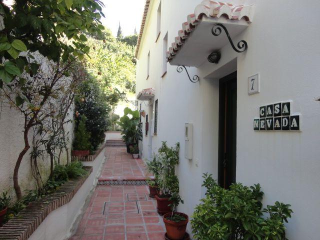 Entrata Affitto Casa 95953 Frigiliana