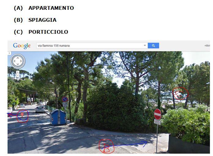 Mappa Affitto Appartamento 71300 Numana