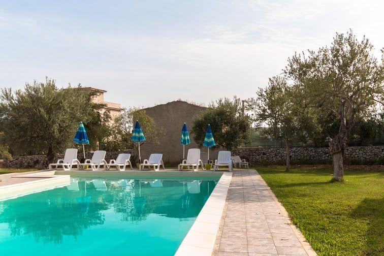 Piscina Affitto Villa  79539 Avola