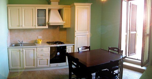 Cucina separata Affitto Appartamento 88150 Fermo
