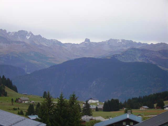 Vista dal balcone Affitto Monolocale 64146 Les Saisies