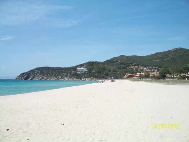 Spiaggia Affitto Villa  97576 Villasimius
