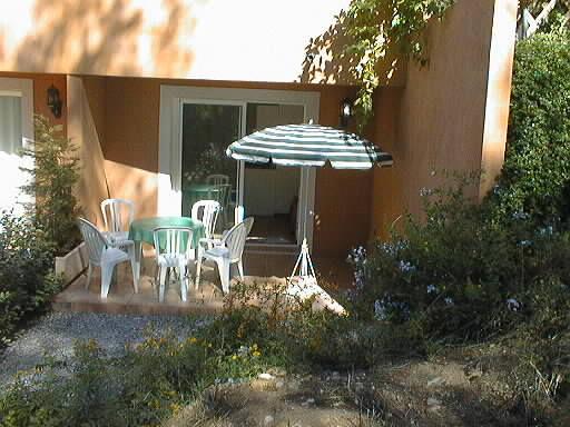Vista dal terrazzo Affitto Appartamento 8604 Bandol