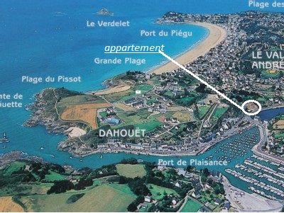 Affitto Appartamento 77337 Pleneuf Val André