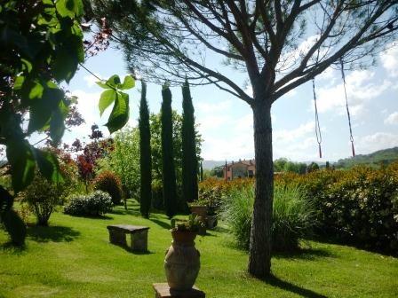 Giardino Affitto Casa 84078 Bucine