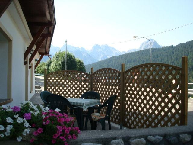 Veranda Affitto Appartamento 80005 Santo Stefano di Cadore