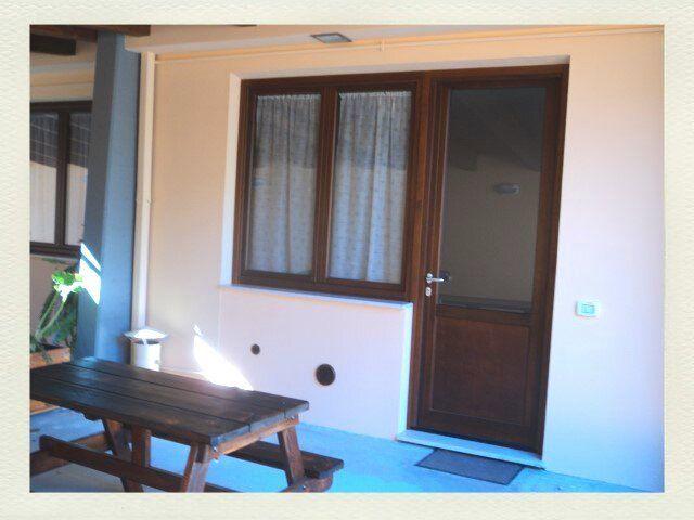 Veranda Affitto Appartamento 85745 Ortona