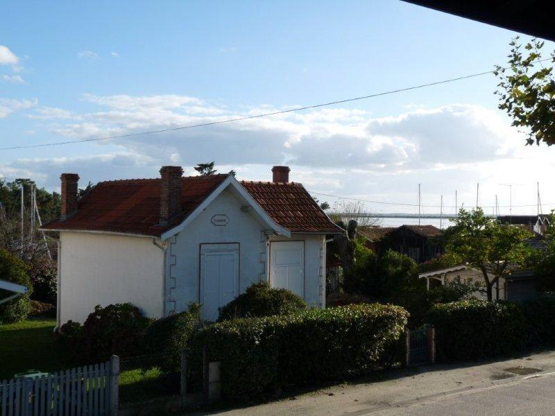 Vista dalla casa vacanze Affitto Agriturismo 80951 Andernos les Bains